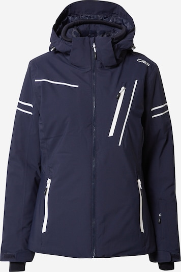 CMP Outdoorjacke in navy / weiß, Produktansicht