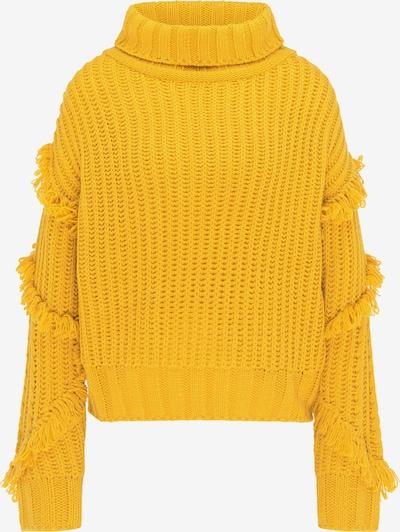 IZIA Pullover in gelb, Produktansicht