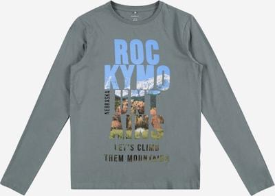 NAME IT Shirt 'LANCE' in de kleur Grijs / Gemengde kleuren, Productweergave