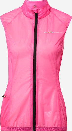 Rukka Sports vest 'MASKILA' in Pink / Black / White, Item view