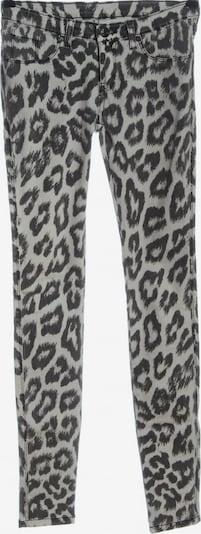 Dr. Denim Skinny Jeans in 27-28 in hellgrau / schwarz, Produktansicht
