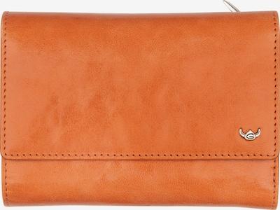 GOLDEN HEAD Portemonnaie 'Tosca' in orange, Produktansicht