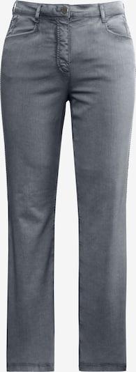 Ulla Popken Jeans in basaltgrau, Produktansicht
