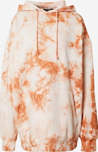 Missguided Mikina - krémová / oranžová, Produkt