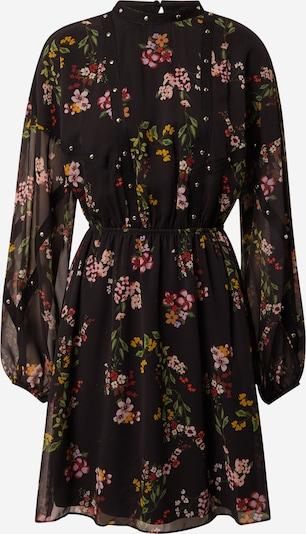 Trendyol Vestido en mezcla de colores / negro, Vista del producto