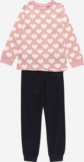 BLUE SEVEN Pajamas in Pink / Black, Item view