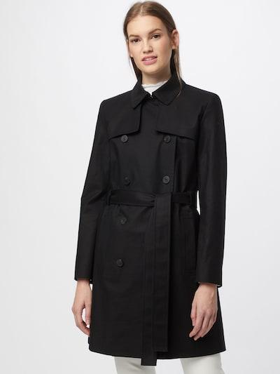 Palton de primăvară-toamnă 'Makaras-2' HUGO pe negru, Vizualizare model