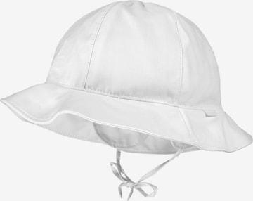 Pălărie de la MAXIMO pe alb