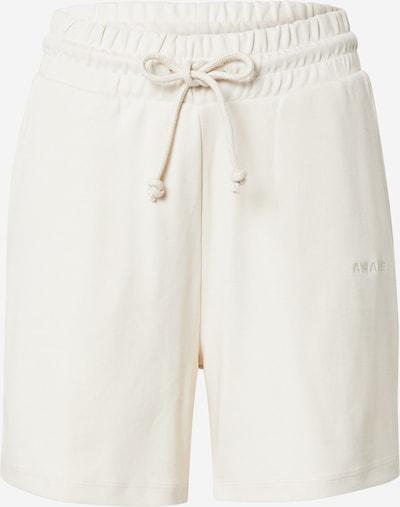 VERO MODA Pantalon 'PITCH' en beige clair, Vue avec produit