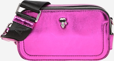 Rankinė su ilgu dirželiu iš Karl Lagerfeld , spalva - rožinė, Prekių apžvalga