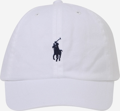 POLO RALPH LAUREN Hat in night blue / off white, Item view