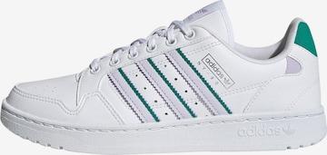 ADIDAS ORIGINALS Sneaker low i hvit