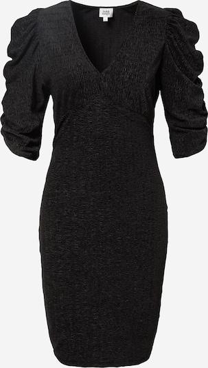 Twist & Tango Cocktailjurk in de kleur Zwart gemêleerd, Productweergave