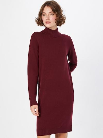 BOSS Casual Kleid in weinrot, Modelansicht
