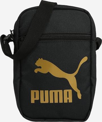 PUMA - Bolso de hombro en negro