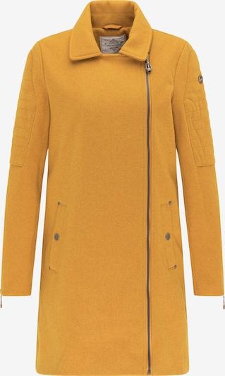 Palton de primăvară-toamnă DreiMaster Vintage pe galben auriu, Vizualizare produs
