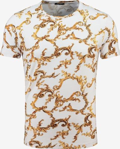 Key Largo T-Shirt 'GIANNI' in weiß, Produktansicht