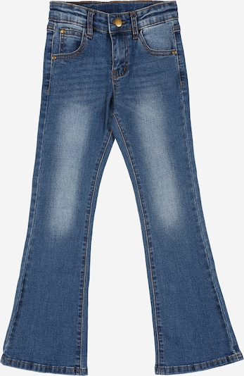 The New Jeans in blue denim, Produktansicht