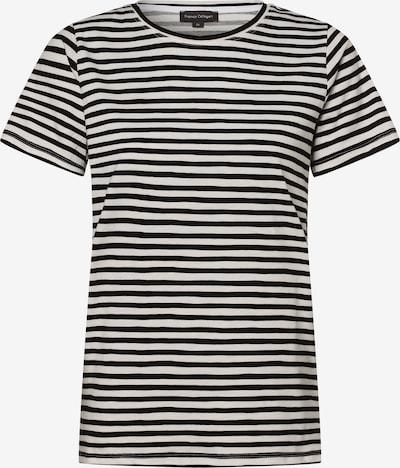 Franco Callegari T-Shirt in schwarz / weiß, Produktansicht