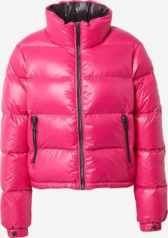 Superdry Between-Season Jacket in Pink
