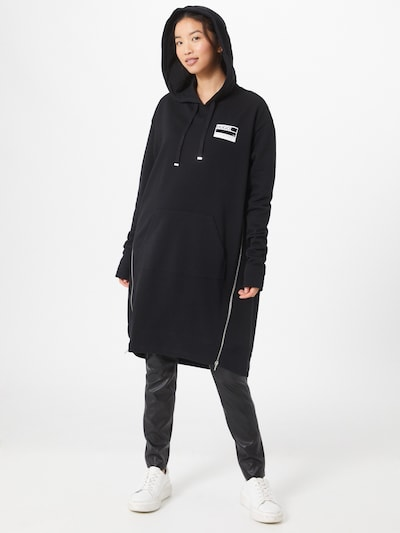 Rochie HUGO pe negru, Vizualizare model