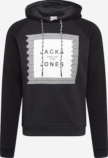 JACK & JONES Majica | siva / črna / bela barva, Prikaz izdelka