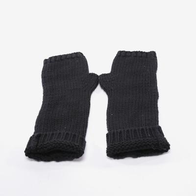DOLCE & GABBANA Gloves in L in Black, Item view