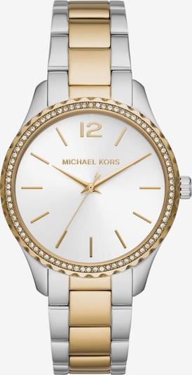 Michael Kors Montre à affichage analogique en or / gris, Vue avec produit
