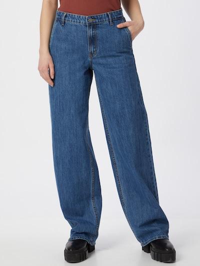 modström Jeans 'Harriet' in Blue denim, View model