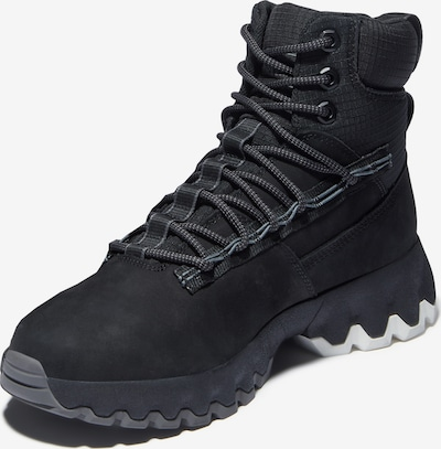 TIMBERLAND Lace-up boots 'GS Edge Boot WP - Greenstride' in Black, Item view