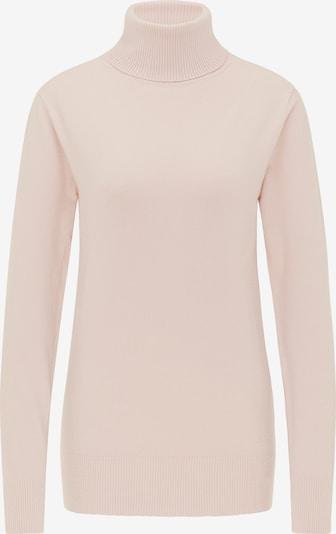 DreiMaster Klassik Pullover in puder, Produktansicht