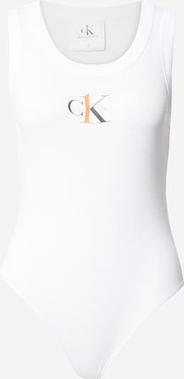 Calvin Klein Jeans Tričkové body - oranžová / světle růžová / černá / offwhite, Produkt