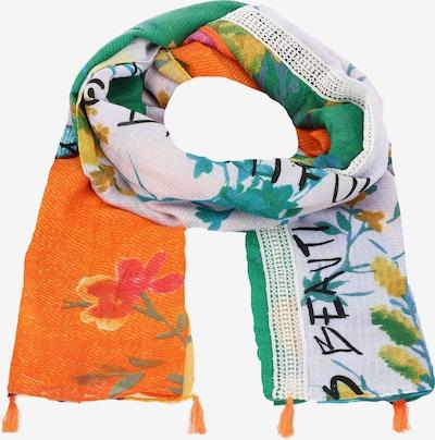 Desigual Sjaal 'Foul Patch Love' in de kleur Gemengde kleuren, Productweergave