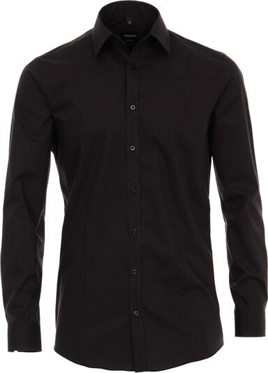 Casa Moda Hemd in schwarz, Produktansicht