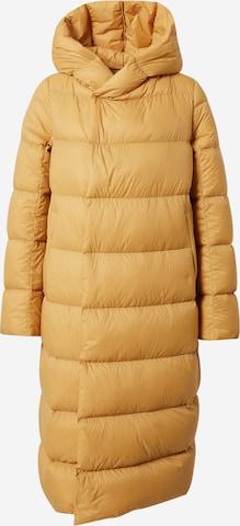 Manteau d'hiver JNBY en jaune