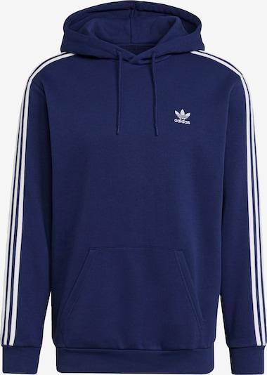 ADIDAS ORIGINALS Μπλούζα φούτερ σε μπλε / λευκό, Άποψη προϊόντος