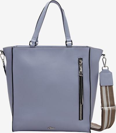 s.Oliver Handtasche in lila, Produktansicht