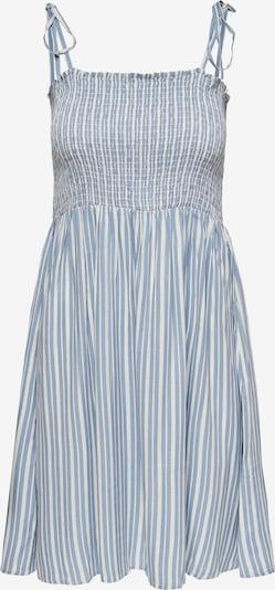 ONLY Kleid 'Annika' in hellblau / weiß, Produktansicht