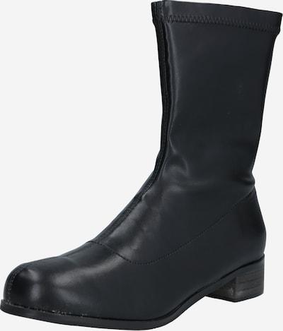 4th & Reckless Enkellaarsjes 'CANNON' in de kleur Zwart, Productweergave