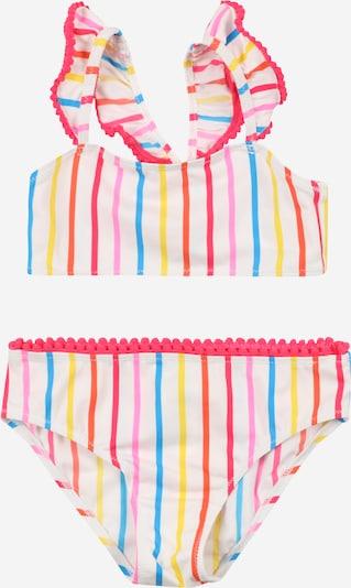 OVS Bikini in neongelb / neonpink / neonrot / weiß, Produktansicht