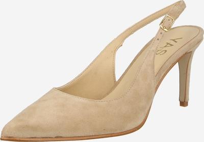 Y.A.S Zapatos destalonado 'SHINE' en marrón claro, Vista del producto