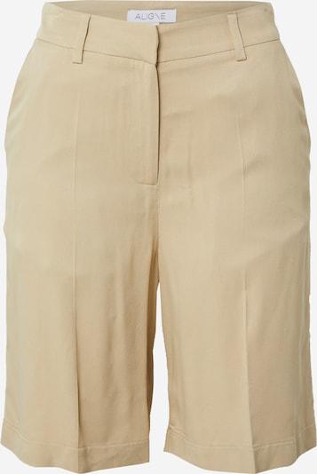 Aligne Pantalon 'Delilah' in de kleur Sand, Productweergave