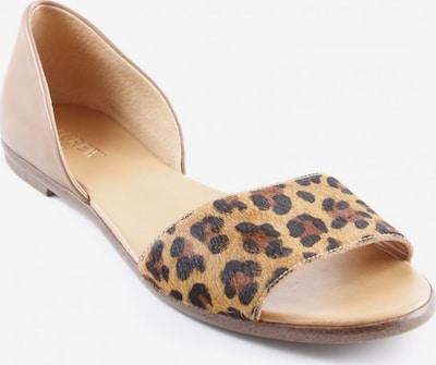 UNBEKANNT Komfort-Sandalen in 41 in hellbraun, Produktansicht
