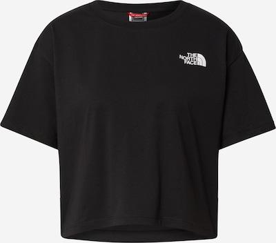 THE NORTH FACE Koszulka w kolorze czarny / białym, Podgląd produktu