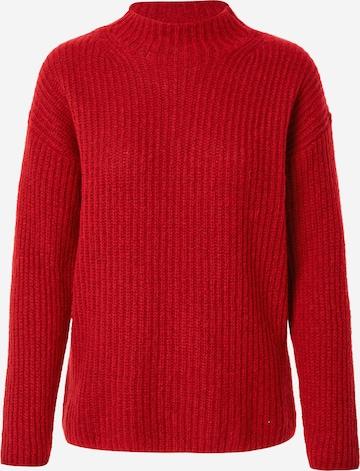 raudona HUGO Megztinis 'Sandricky'