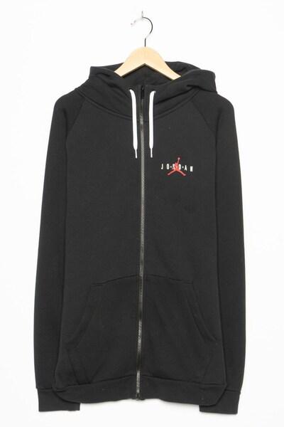 Jordan Kapuzenpullover in XL in schwarz, Produktansicht