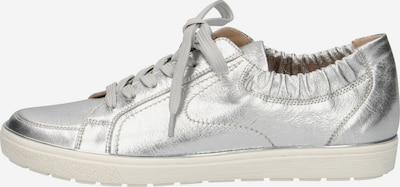 CAPRICE Sneaker in silber, Produktansicht