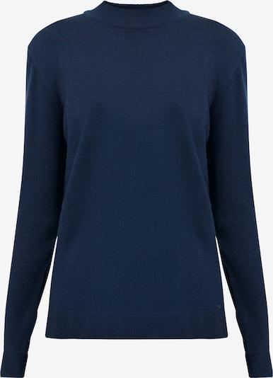Finn Flare Pullover in dunkelblau, Produktansicht