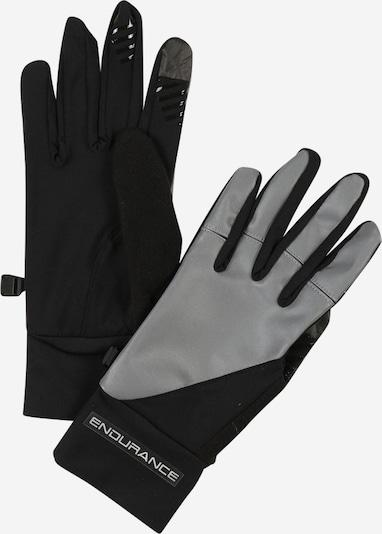ENDURANCE Sportske rukavice 'Mingus' u siva / crna, Pregled proizvoda