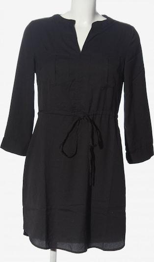 Calliope Langarmkleid in S in schwarz, Produktansicht